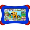 Visual Land® Prestige Pro FamTab 7in. 8GB Android 4.2 Tablet With Safety Bumper, Royal Blue