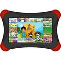 Visual Land® Prestige Pro FamTab 7in. 8GB Android 4.2 Tablet With Safety Bumper, Black