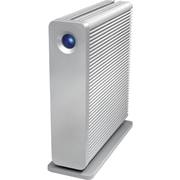 Lacie® D2 Thunderbolt™ 6TB USB 3.0 Silver External Hard Drive