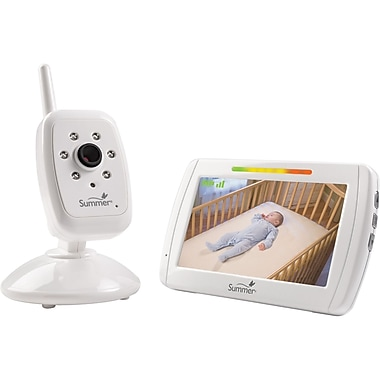 Summer Infant® In View™ Extra Clear Sight Digital Color Video Monitor
