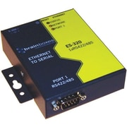 Brainboxes ES-320 1 Port RS422/485 Ethernet to Serial Rail-Mount Device Server