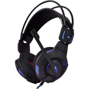 E-Blue® Mazer Type-X Wired Stereo Gaming Headset, Black
