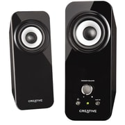 Creative® 51MF1650AA002 T12 18 W RMS Bluetooth Wireless 2.0 Speaker System, Black
