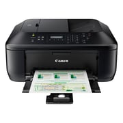 Canon® PIXMA MX392 Wired Office Color All-in-One Inkjet Photo Printer, Black