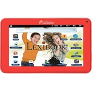 Lexibook® Tablet Master2 7 8GB Android 4.1 Jelly Bean Kids Tablet, Red