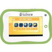 Lexibook® Junior2 7 4GB Android 4.1 Kids Tablet, White/Green