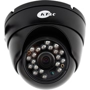 KT&C KPC-ND521NUW 750TVL 3-Axis Board Mount Outdoor Color Dome Surveillance Camera, White