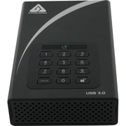 Apricorn Aegis Padlock DT 3TB USB 3.0 External Hard Drive