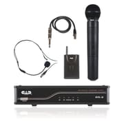 CAD Audio® GXL™ 2 Channel UHF Wireless System With Handheld Bodypack K-Band