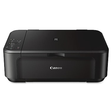 Canon® PIXMA MG3520 Wireless Color All-in-One Inkjet Photo Printer, Red