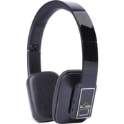 iDeaUSA™ AtomicX HP001 Bluetooth Headphone With Microphone, Black