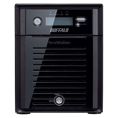 Buffalo™ TeraStation™ 5400 12TB WSS R2 Mini-tower SATA/300 NAS Server