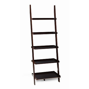 Convenience Concepts 24'' 5-Shelf Bookcase, Espresso (8043391-ES)