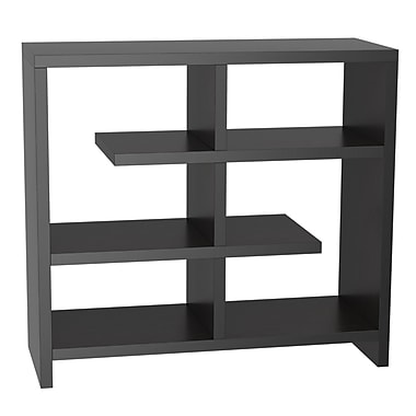 Convenience Concepts 28in. Woodgrain Bookcase, Espresso