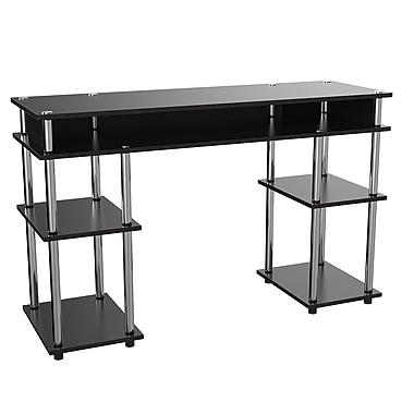 Convenience Concepts Designs2Go Metal Computer Desk