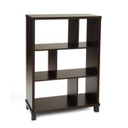 "Convenience Concepts 48"" Wood Bookcase"
