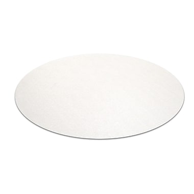 Floortex® Cleartex® Polycarbonate Circular General Purpose Mat, 36