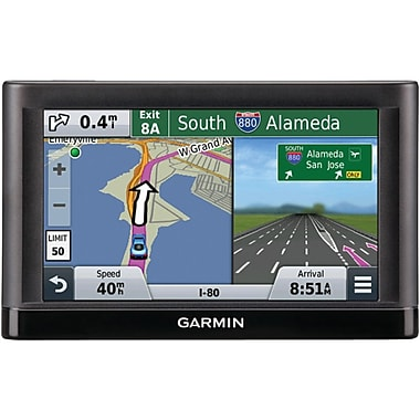 Garmin™ nuvi® 55LMT 5in. GPS Navigator With Free Lifetime 49 States Map Updates and Traffic Avoidance