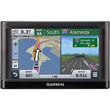 Garmin™ nuvi® 56LMT 5in. GPS Navigator With Free Lifetime U.S. and Canada Map Updates