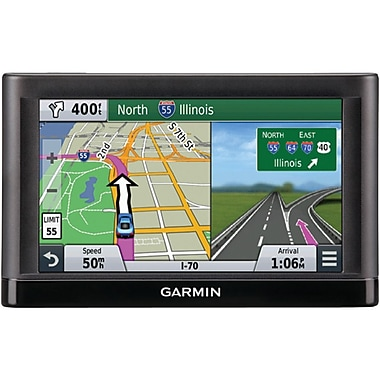Garmin™ nuvi® 66LMT 6in. GPS Navigator With Free Lifetime U.S. and Canada Map Updates