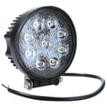 Race Sport 4in. 27 W Round 1755 Lumens Hi-Power LED Spot Light