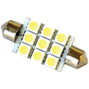 Race Sport 42 mm 5050 9-Chip LED Bulb, White