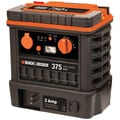Black & Decker® J752BCB 750 A Jump Starter With 2 A Maintainer, Orange/Black