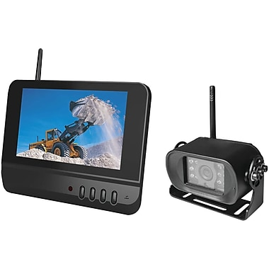 Boyo® VTC700R 2.4 GHz Digital Wireless Rear View System