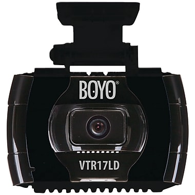 Boyo® VTR17LD Driving Assistant Car Video Recorder With Build-in GPS