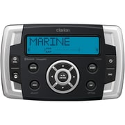 Clarion® CMS2 Marine Black Box Digital Media Receiver With Watertight Commander