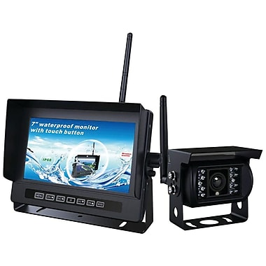 CSP SV-2000.BRV.PK 2.4 GHz Digital Wireless RV Camera and Monitor System