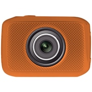 "Pyle® Sport PSCHD30 5 MP High-Definition Sport Action Camera With 2"" Touchscreen, Orange"