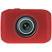 Pyle® Sport PSCHD30 5 MP High-Definition Sport Action Camera With 2 Touchscreen, Red