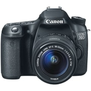 Canon® EOS 70D 20.2 MP Digital SLR Camera, Body Only