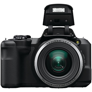 Fuji FinePix S8600 Digital Camera, Black