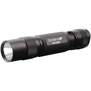 Olympia® AD Series 220 Lumen High Performance LED Flashlight