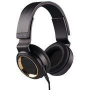 Munitio™ PRO40™ High Performance Headphone With 3-Button Microphone Control, Gold/Black