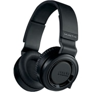 Munitio™ PRO40™ High Performance Headphone With 3-Button Microphone Control, Black
