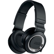 Munitio™ PRO40™ High Performance Headphone With 3-Button Microphone Control, Silver