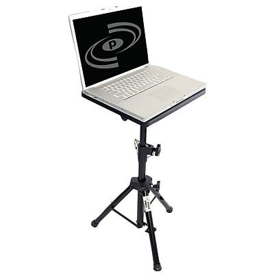 Pyle Audio PLPTS2 Pro DJ Laptop Tripod Adjustable Stand For Notebook Computer