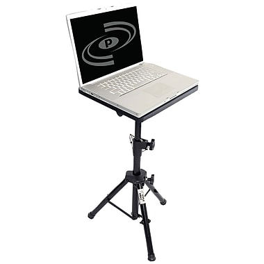 Pyle® Audio PLPTS2 Pro DJ Laptop Tripod Adjustable Stand For Notebook Computer