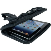 CTA® Digital® Hands Free Carrying Case For iPad With Retina Display/iPad 2nd & 4th Gen, Black