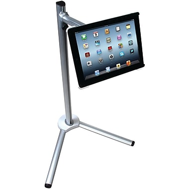 CTA® Height Adjustable Boom Floor Stand For iPad/7 - 10in. Tablets