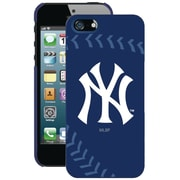 Coveroo Thinshield New York Yankees Stitch Snap On Case For iPhone 5/5S, Blue