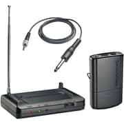 Audio-Technica® ATR7000 Guitar VHF Wireless Microphone System, 169.5 MHz