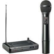 Audio-Technica ATHCR7200T2 Wireless VHF Handheld Microphone, Black