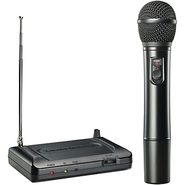 Audio-Technica® ATR7000 Handheld VHF Wireless Microphone System, 171.9 MHz