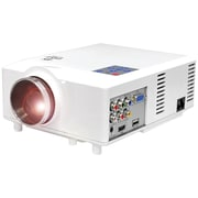 Pyle® audio PRJD903 50 - 100 1080p Widescreen LED Projector, 640 x 480