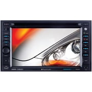 Planet Audio® P9640 6.2 Double Din Slide-Down Touchscreen DVD Receiver With Bluetooth