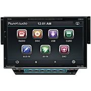 Planet Audio® P9738 7 Single Din Motorized Slide-Down Touchscreen AM/FM Receiver